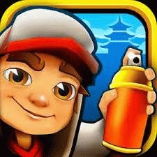Subway Surfers Beijing играть онлайн