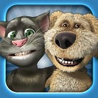 Talking Tom & Ben News играть онлайн
