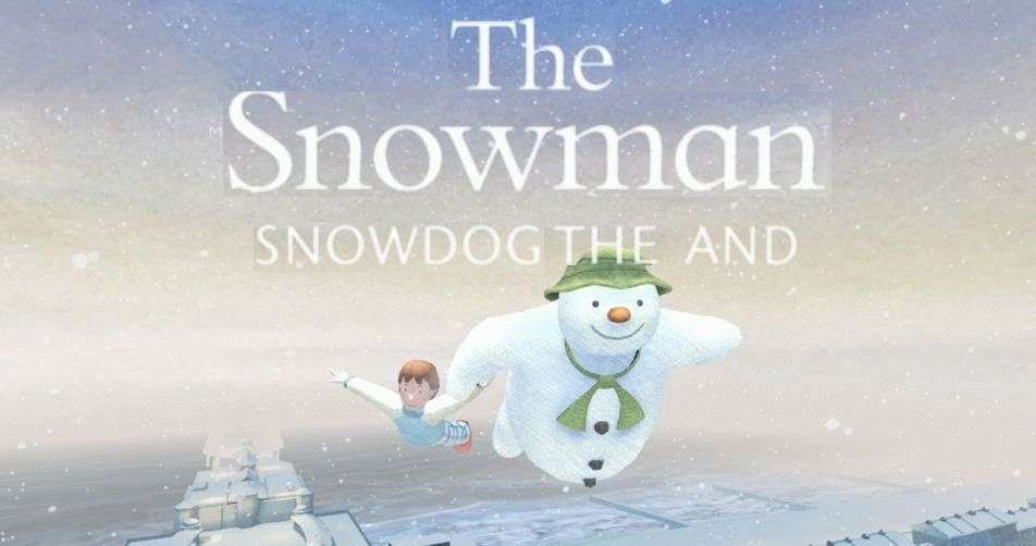 The Snowman and The Snowdog скачать для android