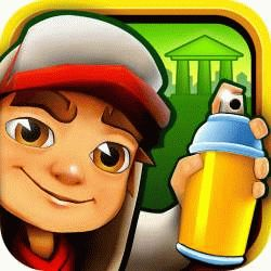 Subway Surfers Rome играть онлайн