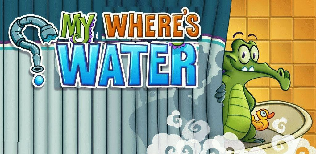 Where's my water Mystery DUCK для android бесплатно