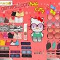 Привет Китти Dress up Hello Kitty 2 играть онлайн