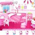 Hello Kitty Room играть онлайн
