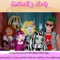 Школа Монстров Monster High Mix Up играть онлайн