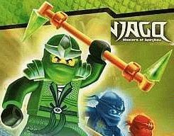 Ninjago Dragon Battle Lego играть онлайн