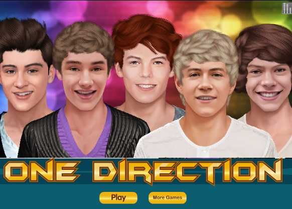 One Direction Макияж 2