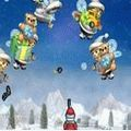 Санта против эльфов Santa vs Elves играть онлайн