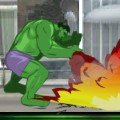 Халк / Hulk Smash Up играть онлайн