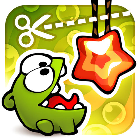 Cut the Rope играть онлайн
