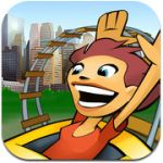 New York 3D Rollercoaster Rush играть онлайн