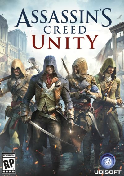 Assassins Creed: Unity играть онлайн