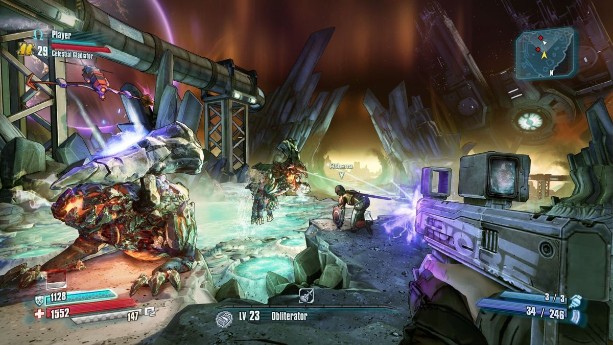 Скачать Borderlands: The Pre-Sequel для PC бесплатно