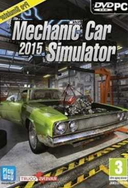 Car Mechanic Simulator 2015 играть онлайн