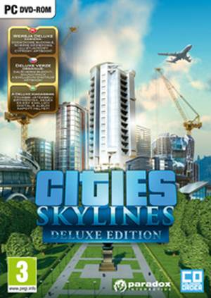 Cities: Skylines играть онлайн