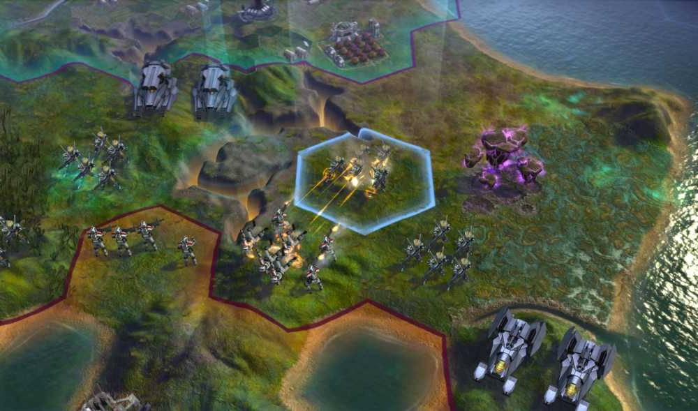 Скачать Sid Meiers Civilization: Beyond Earth для PC бесплатно