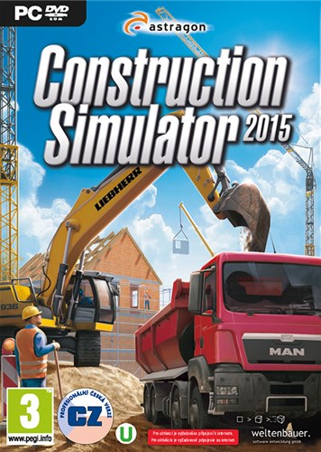 Construction Simulator 2015 для PC бесплатно