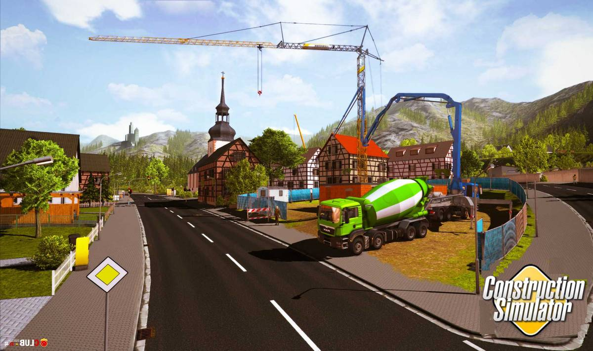 Скачать Construction Simulator 2015 для PC бесплатно