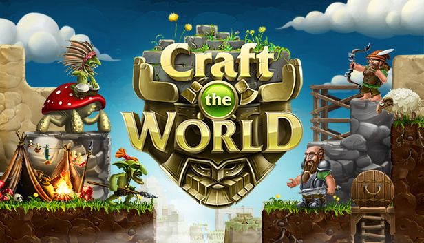 Craft the World для PC бесплатно