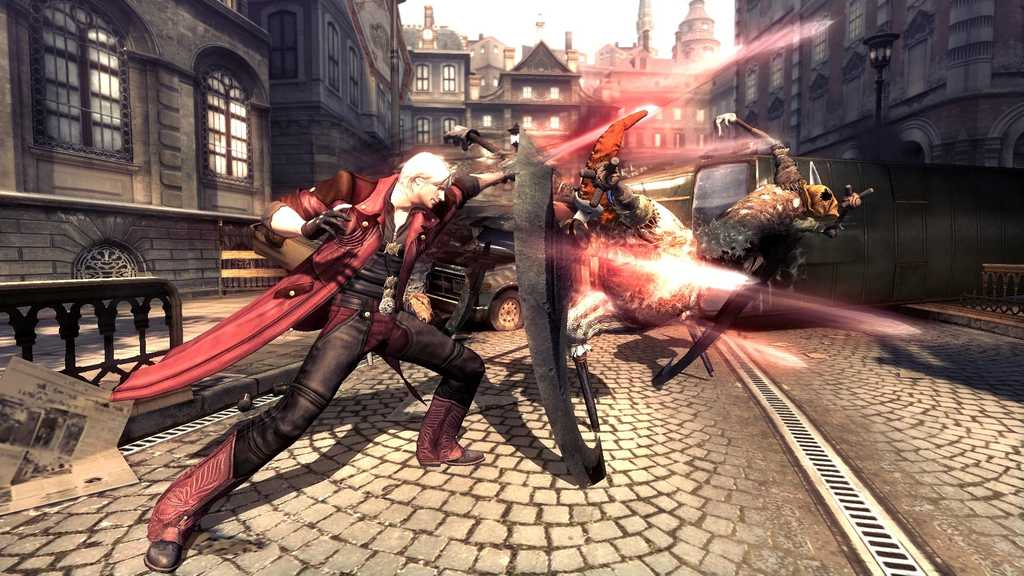 Скачать Devil May Cry 4: Special Edition для PC бесплатно