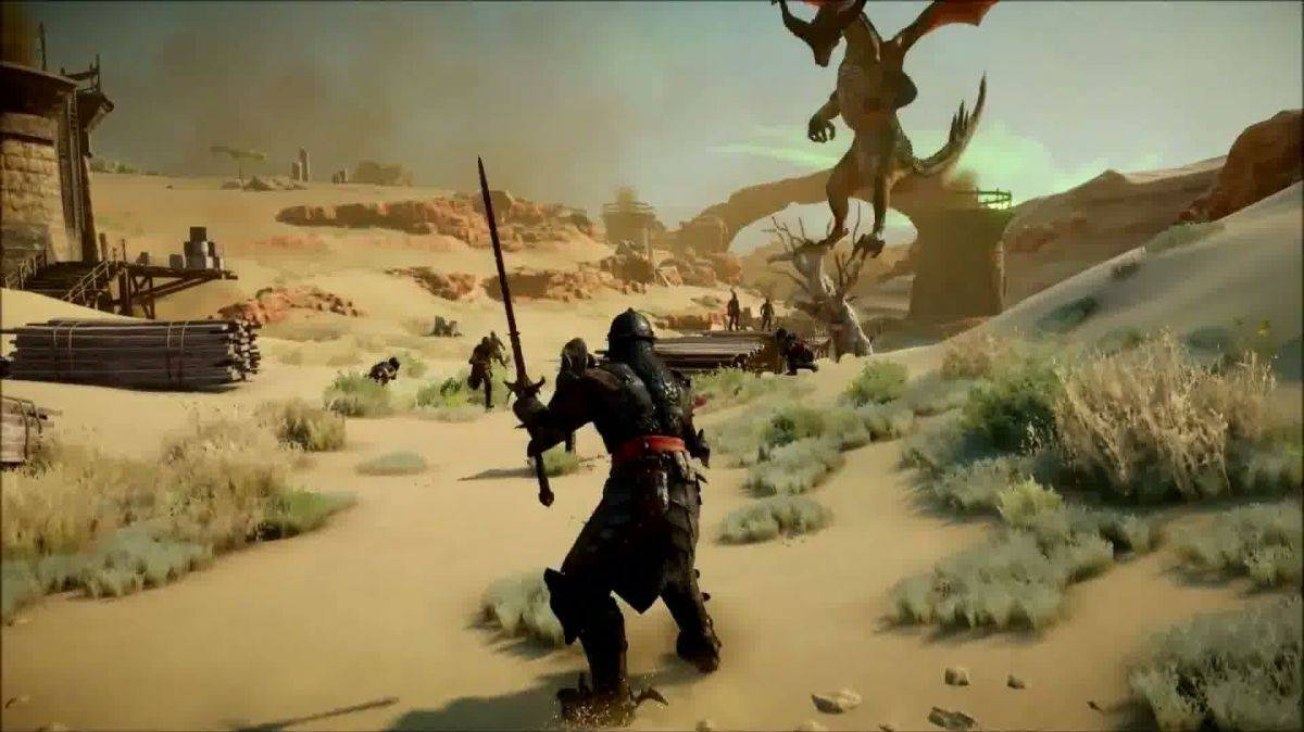 Скачать Dragon Age: Inquisition для PC бесплатно