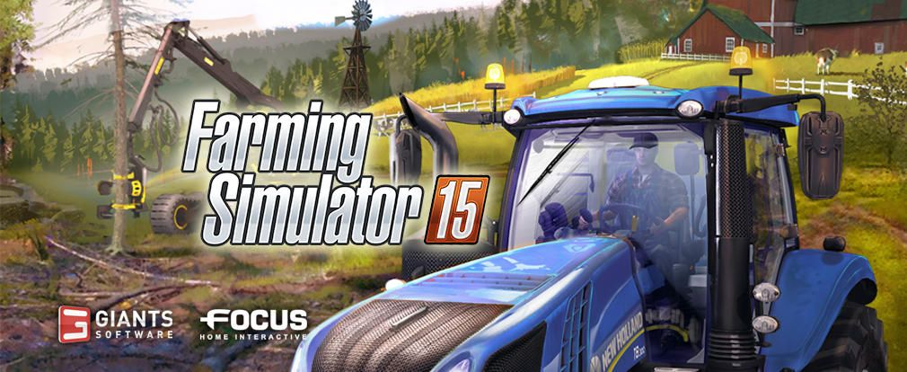 Farming Simulator 15 для PC бесплатно