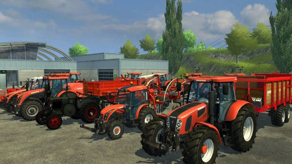 Скачать Farming Simulator 15 для PC бесплатно