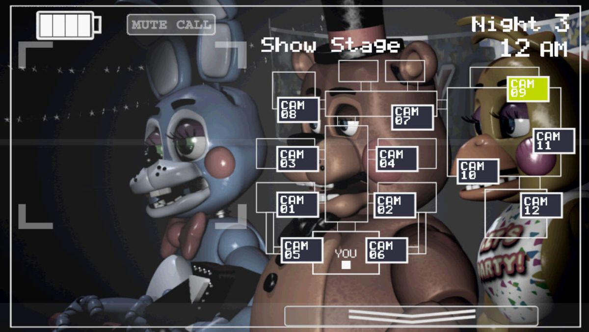 Скачать Five Nights at Freddy's 2 для PC бесплатно