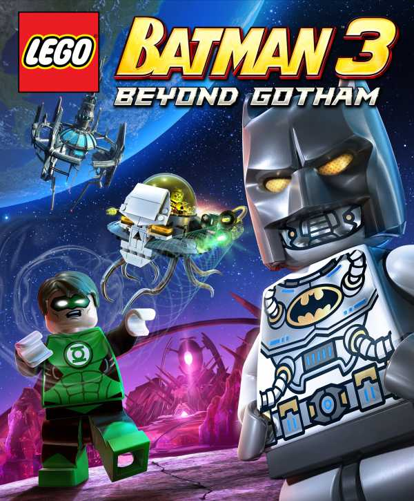 LEGO Batman 3: Beyond Gotham играть онлайн