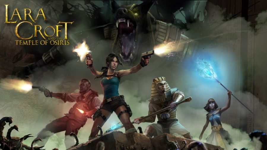 Lara Croft and The Temple of Osiris для PC бесплатно