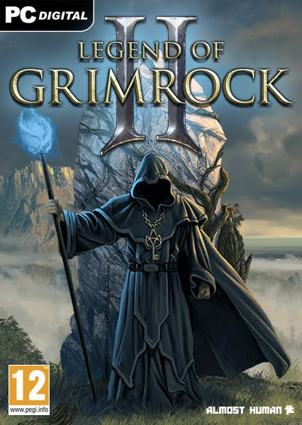 Legend of Grimrock 2 играть онлайн