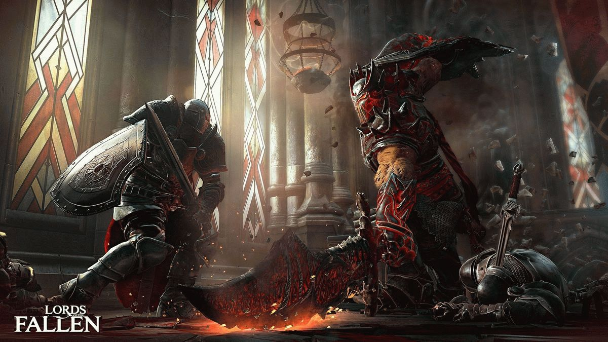 Скачать Lords of the Fallen для PC бесплатно