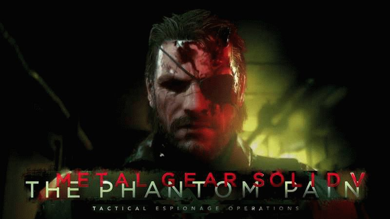 Metal Gear Solid V: The Phantom Pain для PC бесплатно