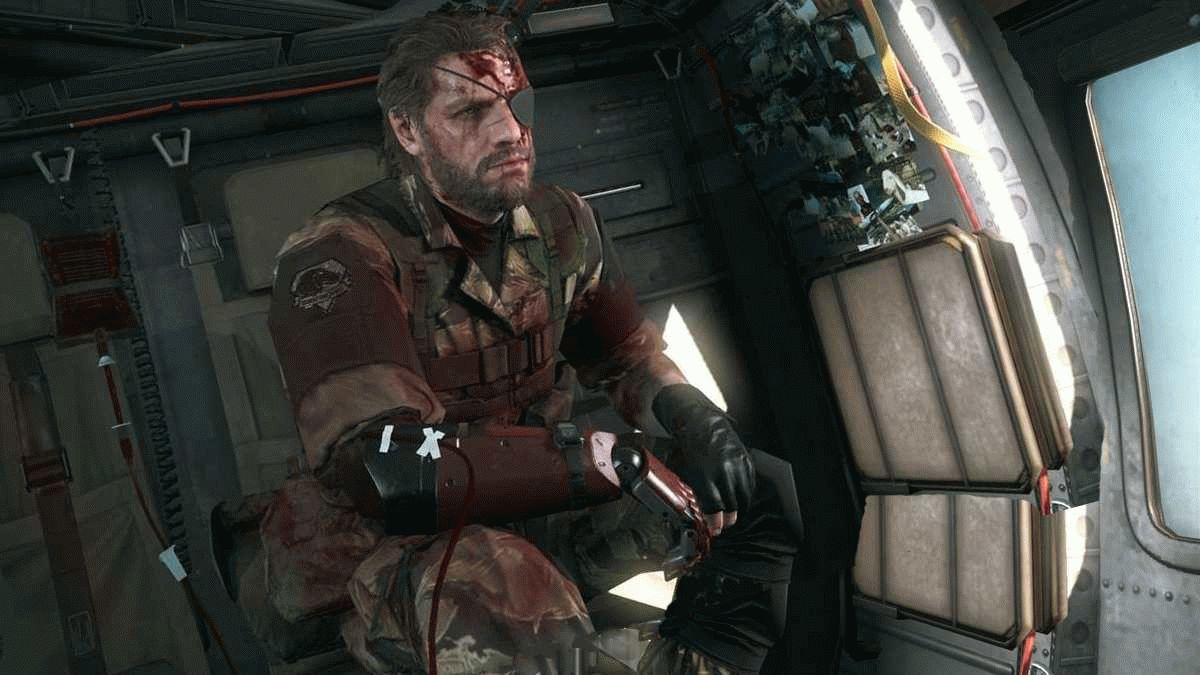 Скачать Metal Gear Solid V: The Phantom Pain для PC бесплатно