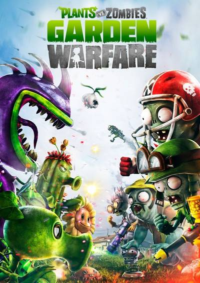 Plants vs Zombies Garden Warfare играть онлайн