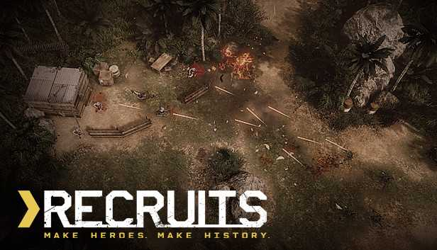 Recruits Early Access Alpha для PC бесплатно