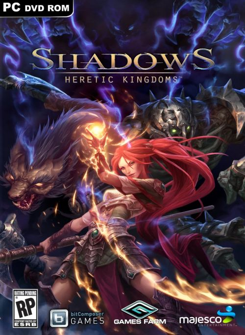 Shadows: Heretic Kingdoms Book One Devourer of Souls для PC бесплатно