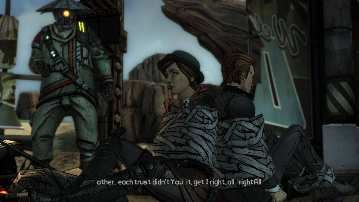 Скачать Tales from the Borderlands: Episode One - Zer0 Sum для PC бесплатно