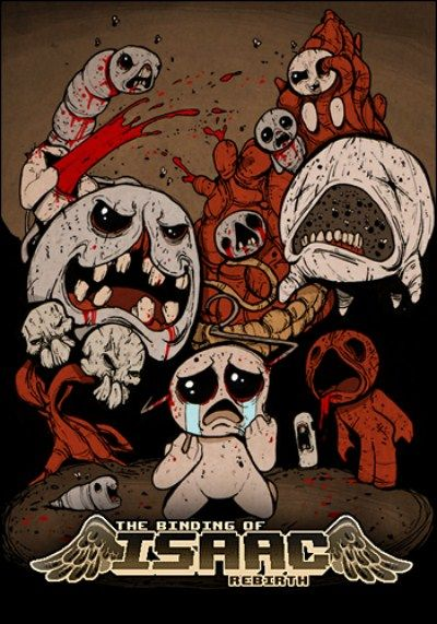 The Binding of Isaac: Rebirth играть онлайн