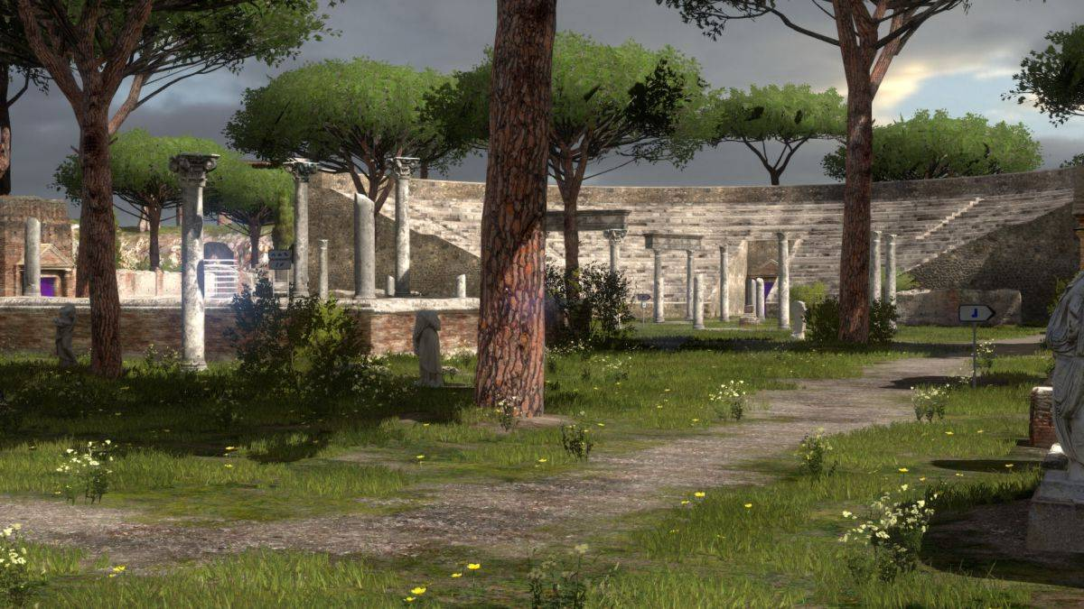 Скачать The Talos Principle для PC бесплатно