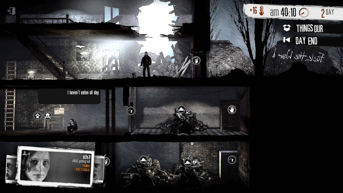 Скачать This War of Mine для PC бесплатно