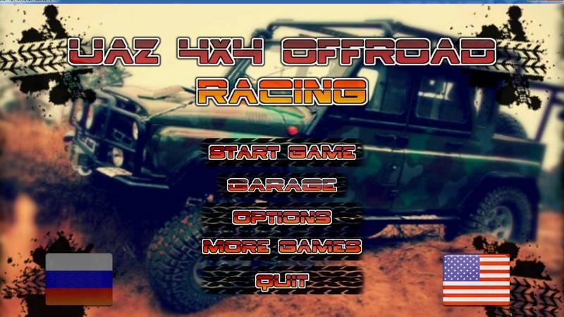 Uaz 4x4 Off Road Racing для PC бесплатно