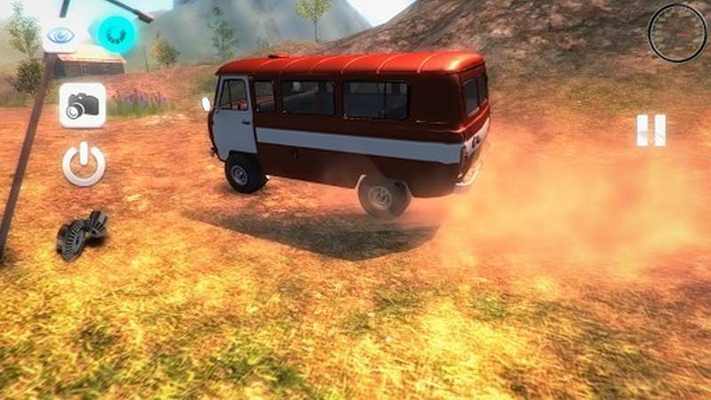 Скачать Uaz 4x4 Off Road Racing для PC бесплатно