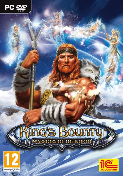 King's Bounty: Warriors of the North играть онлайн