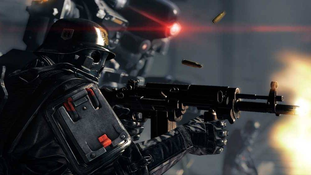 Скачать Wolfenstein: The New Order для PC бесплатно
