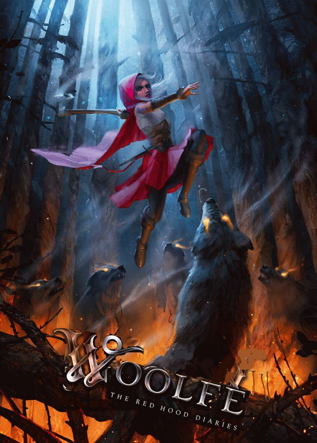 Woolfe The Red Hood Diaries для PC бесплатно