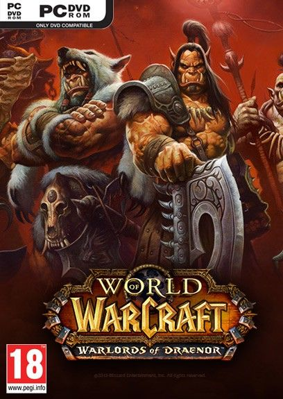 World of Warcraft: Warlords of Draenor для PC бесплатно
