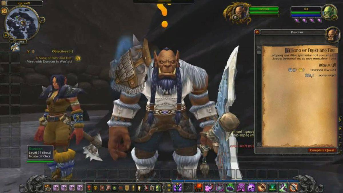Скачать World of Warcraft: Warlords of Draenor для PC бесплатно